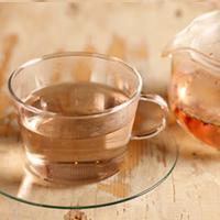 石見香茶 『潤・睡』2種セット (クリアボックス入り)