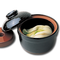 伊賀焼 つけもの名人 伊賀焼き(陶器)