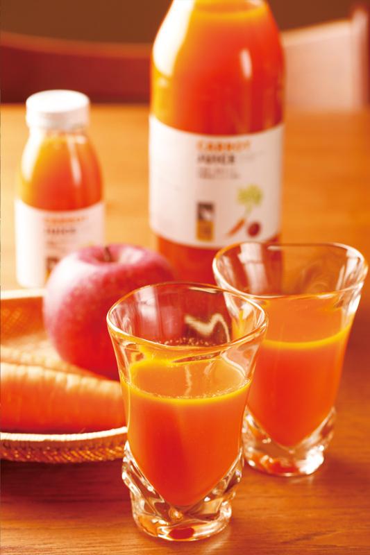 りんご ジュース 人参 人参りんごジュースの作り方。効果が出るのはジューサーorミキサー?
