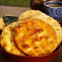 コシヒカリで作った手焼き煎餅3種15枚(ご自宅用・簡易包装)