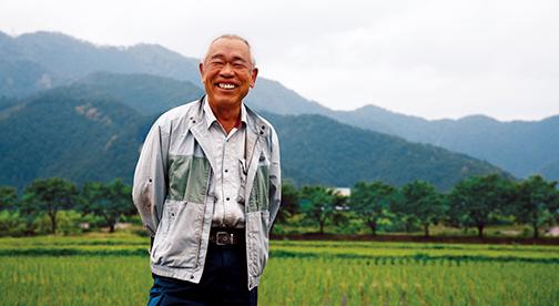 丹波の無農薬栽培コシヒカリ たんたん丹波米
